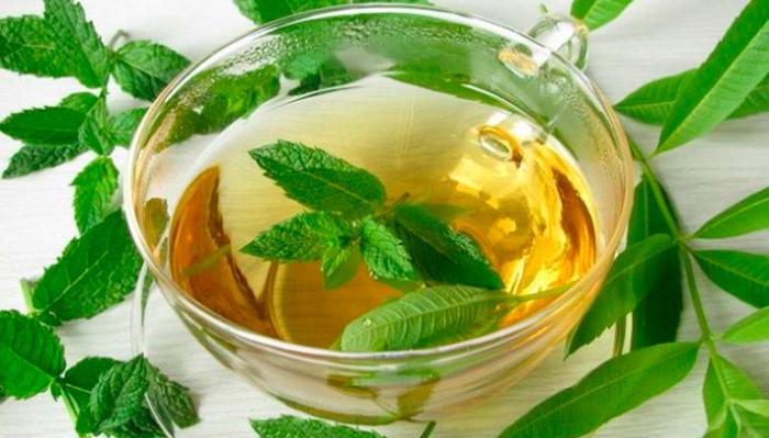 Мятный чай влияет на потенцию