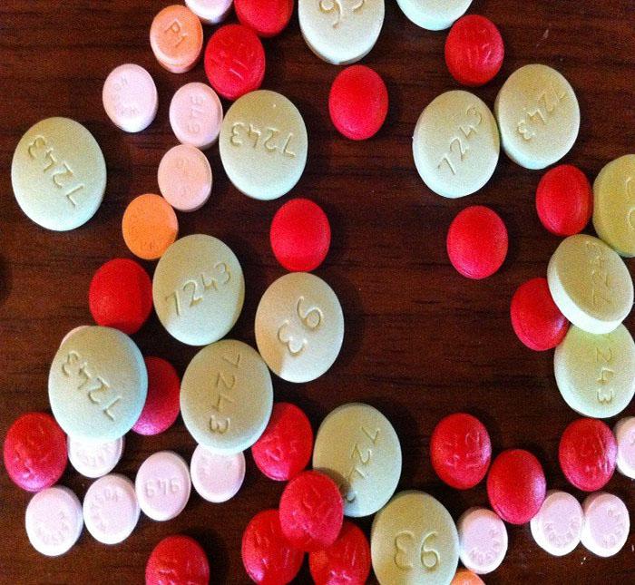 Наркотические таблетки