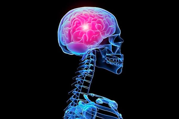 Отек мозга - один из симптомов абстинентного синдрома