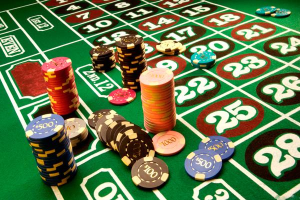 Азартные игры в казино