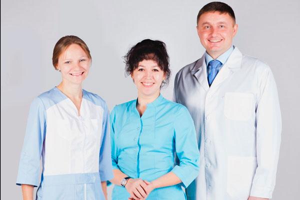 Медицинский персонал медико-психологического центра Доктора Корниенко