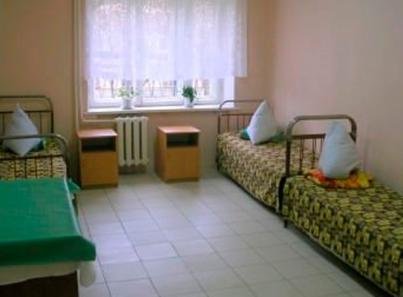 Палата в наркологической больнице Нижегородской области