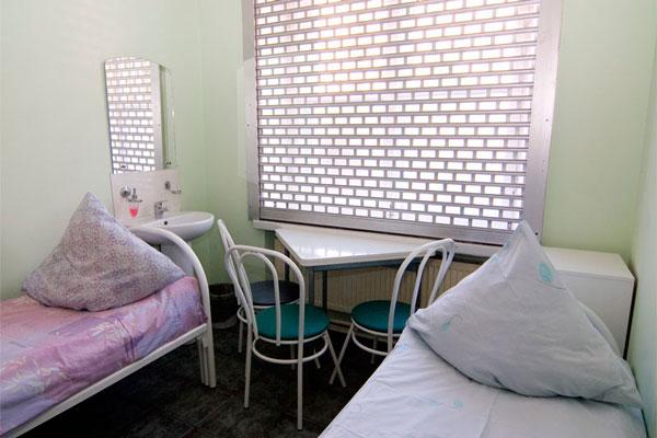 Палата в наркологической клинике «Доктор САН» СПб