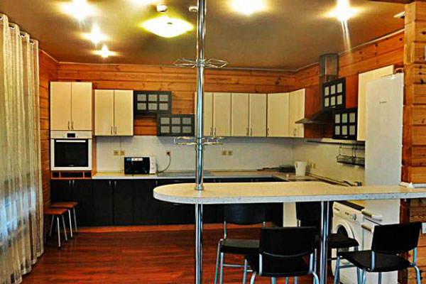 Кухня в наркологической клинике «Самара без наркотиков»