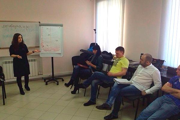 Занятия с больными в наркологическом центре «Рассвет» Барнаул