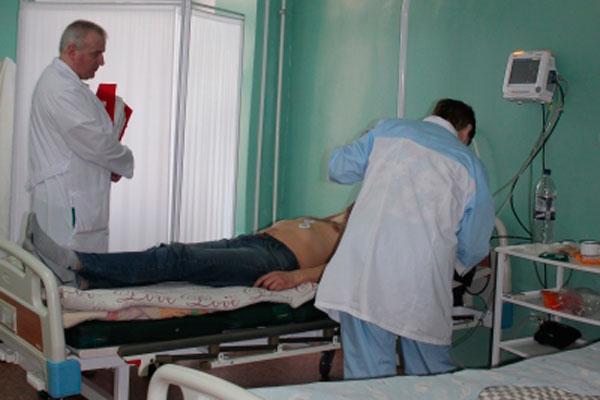 Лечение больного в новгородском областном наркологическом диспансере «Катарсис»