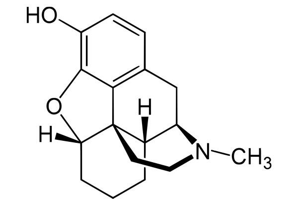Химическая формула Дезоморфина