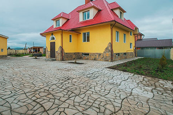Фасад здания реабилитационного центра «Инсайт»