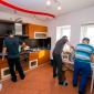 Кухня в реабилитационном центре «Инсайт»