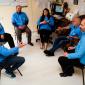 Занятия в группе в реабилитационном центре «Решение» Саратов