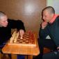 Игра в шахматы постояльцев в реабилитационном центре «Сила воли»