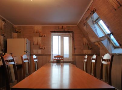 Кухня реабилитационного центра «Соль Земли»