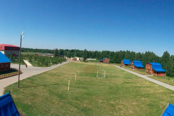 Панорама реабилитационного центра «Соль Земли»