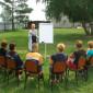 Занятия в группах в реабилитационном центре «Воля» (Иркутск)