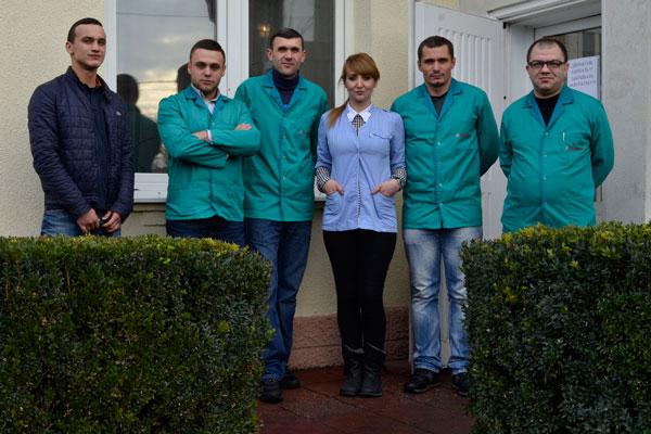 Медперсонал реабилитационного наркологического центра «Альтернатива» Киев