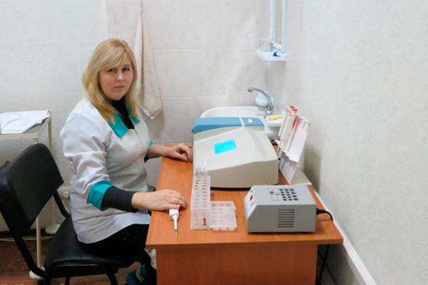 Лаборатория в реабилитационном наркологическом центре «Авиценна»
