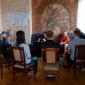 Занятия в группе в реабилитационном наркологическом центре «Феникс»