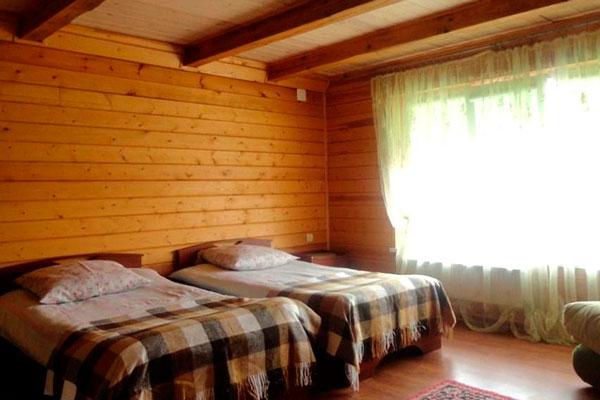 Спальня в реабилитационном наркологическом центре «Сфера» (Воронеж)