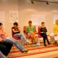 Занятия постояльцев в реабилитационном центре «Выбор»