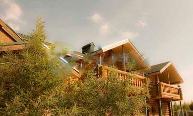 Фасад здания реабилитационного наркологического центра «Вита»