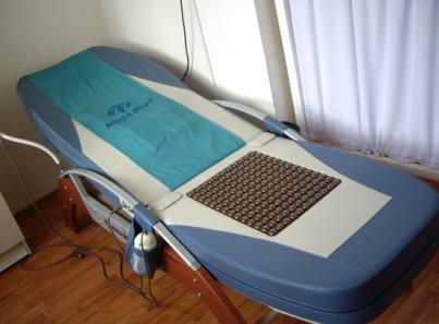 Кабинет физиотерапии в республиканском наркологическом диспансере (Грозный)