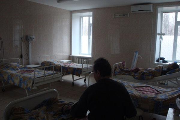 Палата в тверском областном клиническом наркологическом диспансере