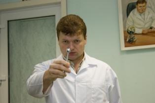 Врач психотерапевт-нарколог Омельченко Сергей Владимирович