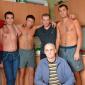 Кухня в реабилитационном наркологическом центре «Пермский край без наркотиков»