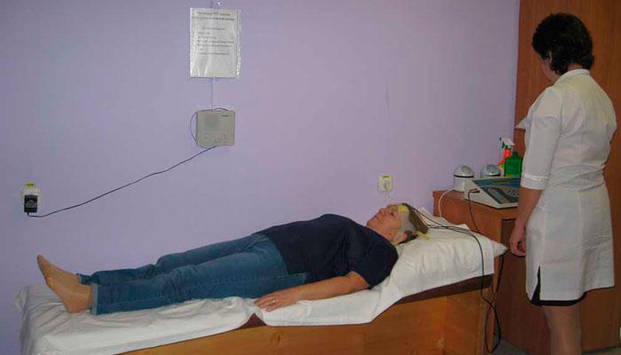 ТЭС-терапия в Городском клиническом наркологическом диспансере Минск