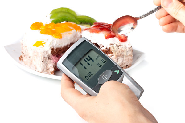 Сахарный диабет при пищевой зависимости