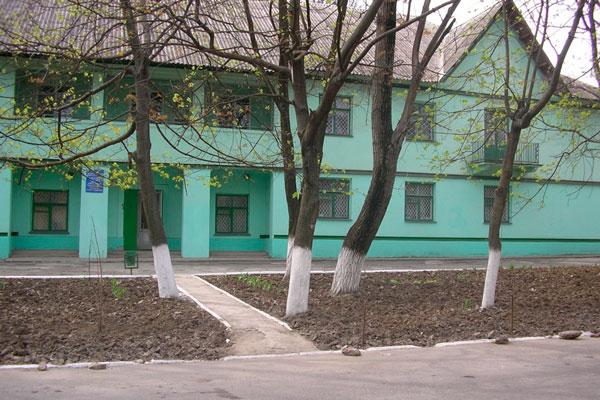 Здание Мариупольского городского наркологического диспансера