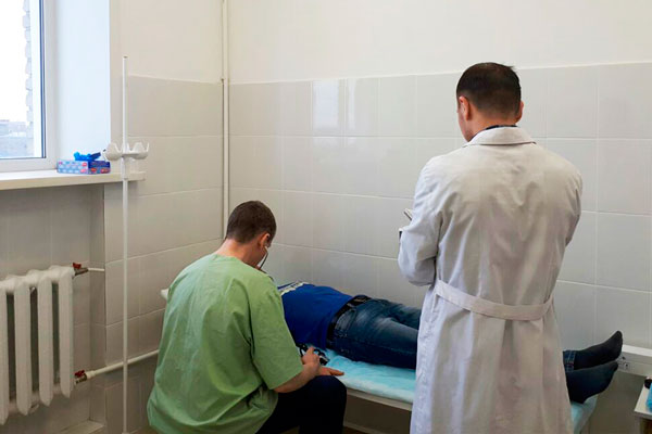 Лечение зависимого в медицинском центре «Абсолют-Мед» Новосибирск