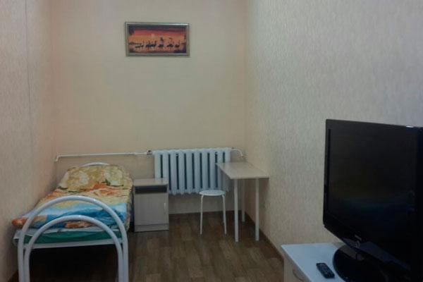 Палата в медицинском центре «Абсолют-Мед» Новосибирск