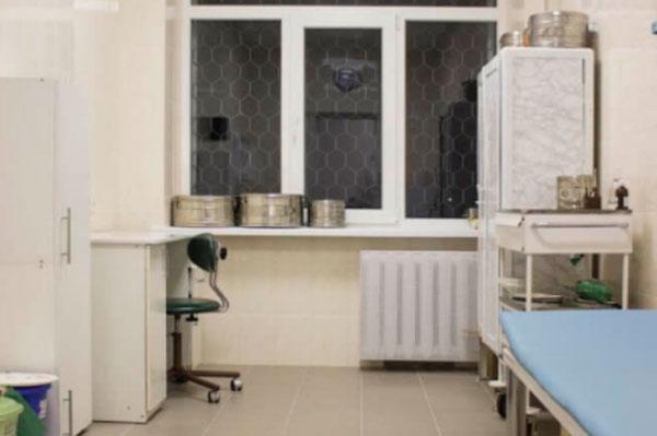 Манипуляционная в медицинском центре доктора Кадырова А. О. Киев