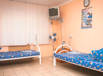 Палата в медицинском центре «Парацельс» Минск