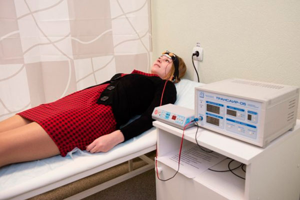 Физиотерапия в медицинском центре «Ра-курс» Киров