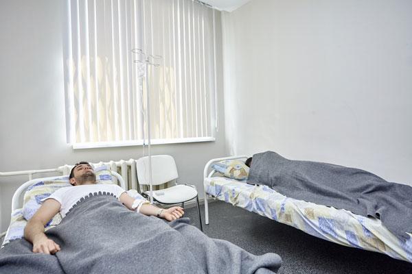 Лечение в медицинском центре «Ультрамед» Санкт-Петербург