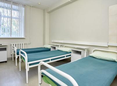 Палата в медицинском центре «Ультрамед» Санкт-Петербург