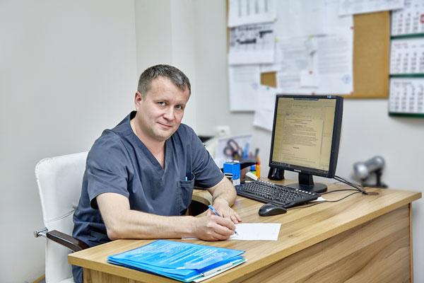Прием у врача в медицинском центре «Ультрамед» Санкт-Петербург