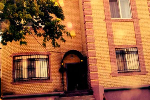 Здание Наркологической клиники №1 в Ярославле