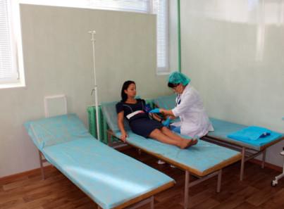 Процедурный кабинет в наркологической клинике «Исцеление» Минск