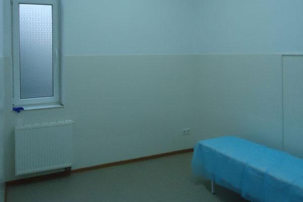 Процедурная в наркологической клинике «Витар Н» Львов