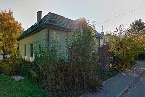 Здание наркологической клиники «Витар Н» Львов