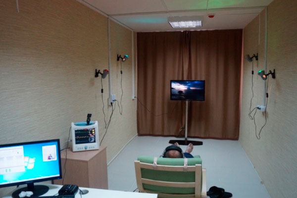 Гипнотерапия в Наркологическом диспансере республики Бурятия