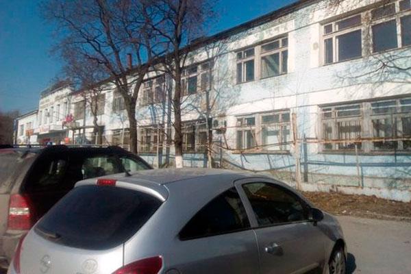 Здание Нижегородского медицинского «Наркоцентра»