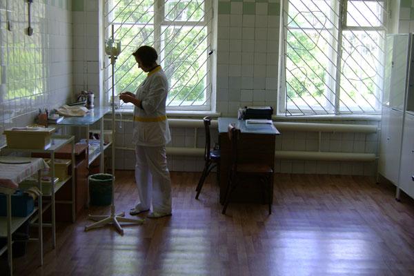 Манипуляционная в Областном наркологическом диспансере №2 Брянск