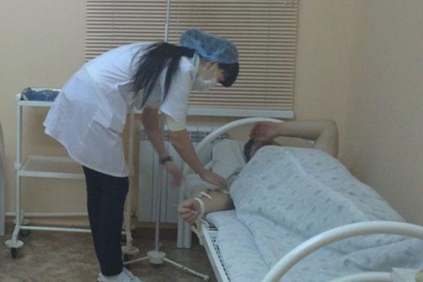 Лечение в Оренбургском областном клиническом наркологическом диспансере