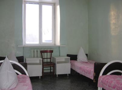 Палата в Оренбургском областном клиническом наркологическом диспансере