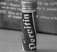 Первитин – смертельно опасное наркотическое вещество