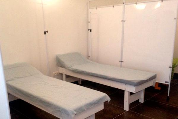 Процедурная в реабилитационном центре «Генезис» Брест